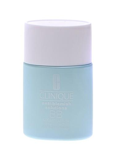 Clinique Clinique Anti Blemish Solutions Akne Karşıtı Spf40 Medium Nemlendirici Bb Cream 30Ml/1Floz Renksiz